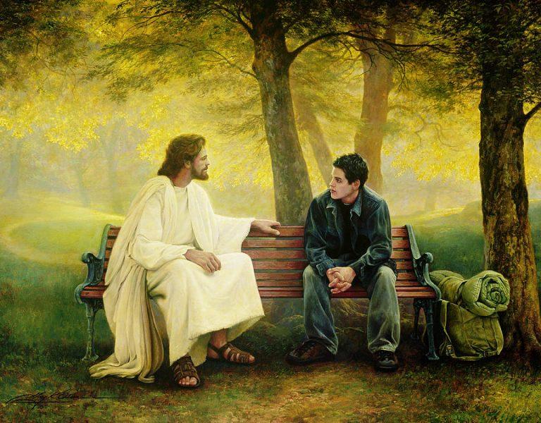 Developing Friendship with Jesus